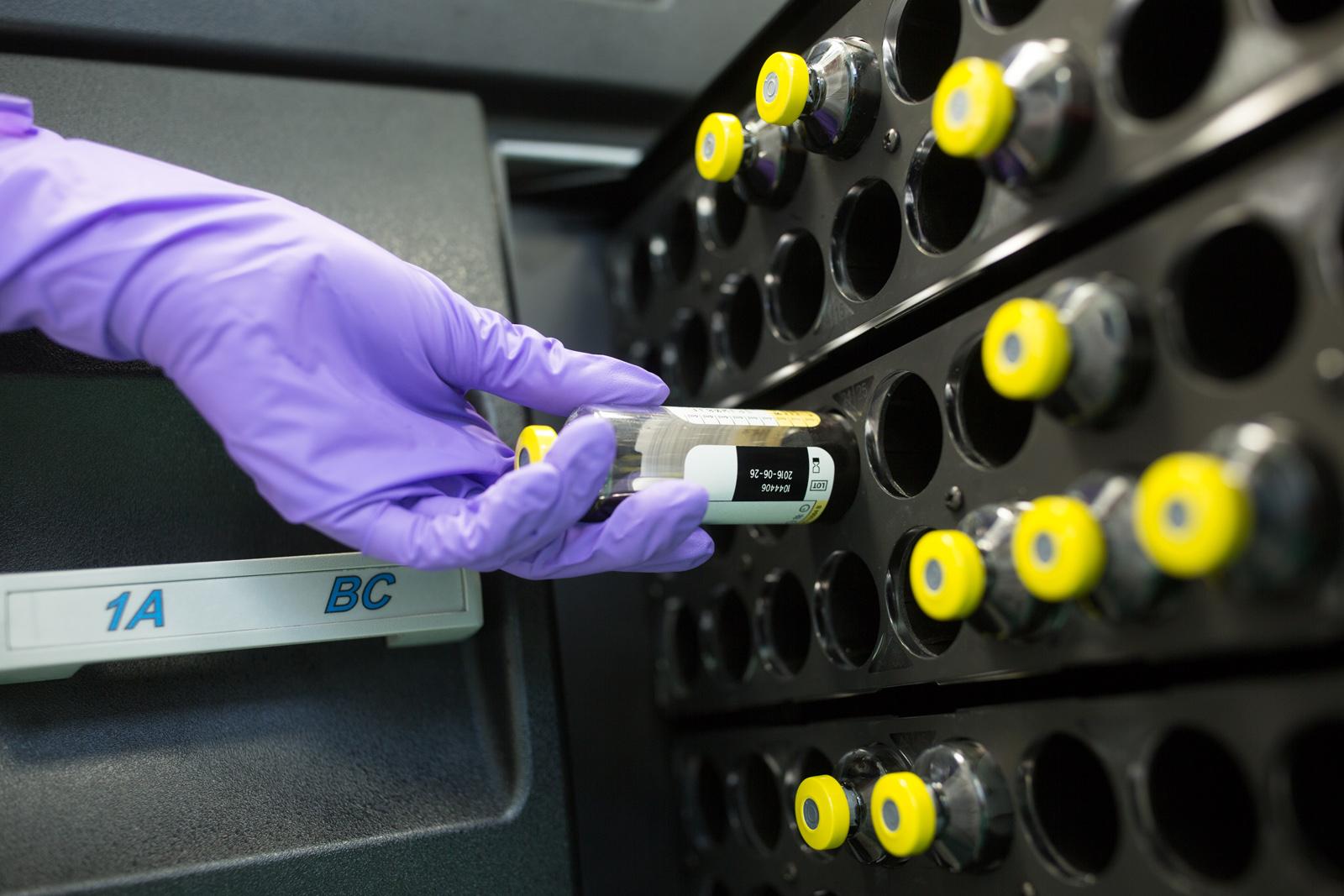 kontrola kvality - kontrola mikrobiální kontaminace